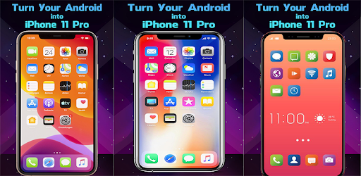 Phone 11 Launcher, OS 13 iLauncher,Theme Wallpaper apk