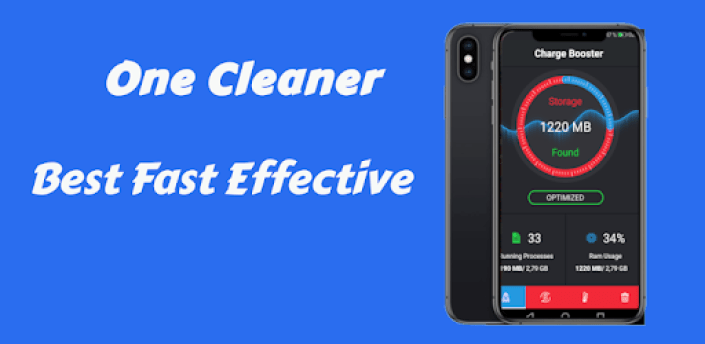 One Cleaner - Security, Booster, Phone Booster apk