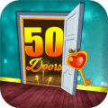 Free New Escape Games 53-50 Doors Challenge 2021 Icon