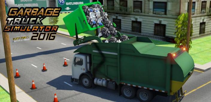 Garbage Dumper Truck Simulator apk