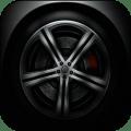 Animated Tire Live Wallpaper Icon