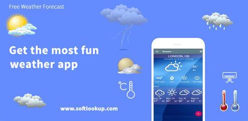 Free Weather Forecast apk
