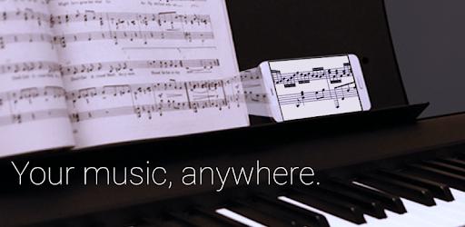 My Sheet Music - Sheet music viewer, music scanner apk