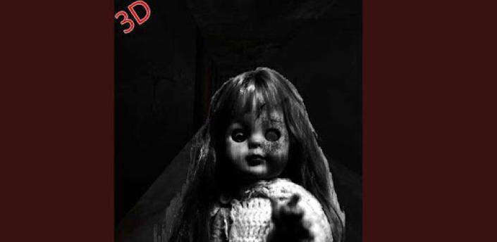 scary doll escape room-puzzle game apk