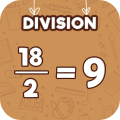 Learn Math Division Games - Mathematics Dividing Icon