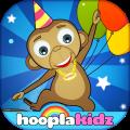 HooplaKidz Preschool Party FREE Icon