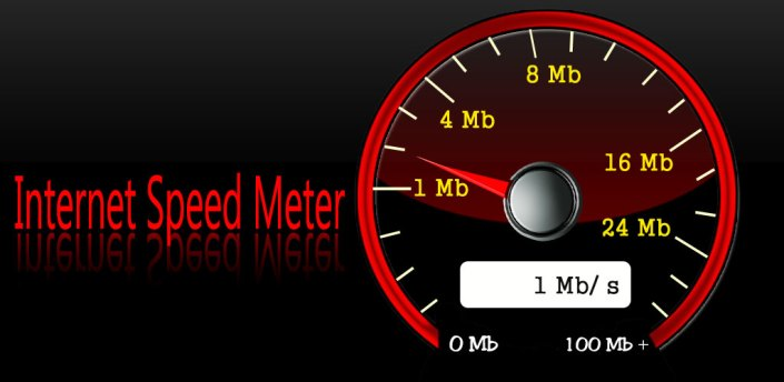Internet Speed Meter apk