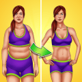 Weight Loss Workout for Women, Lose Weight Fitness Icon