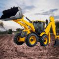 Excavator Game: Construction Game Icon