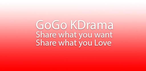 GoGo KDrama - Free Korean Drama & Movies apk