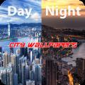 Day & Night City Wallpaper Icon