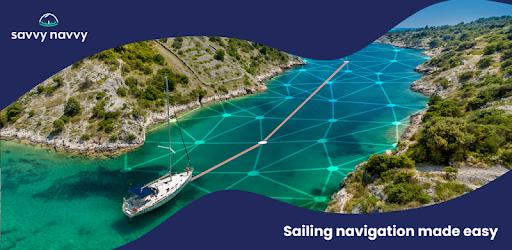 savvy navvy - marine navigation apk