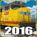 Train Simulator 2016 HD Icon
