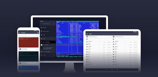 Termius - SSH/SFTP and Telnet client apk