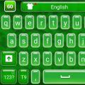 Keyboard Green Leaf Icon