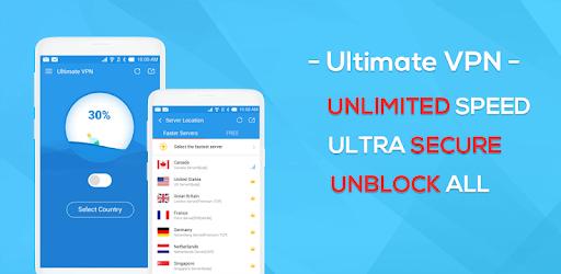 Best Ultimate VPN - Fastest Secure Unlimited VPN apk