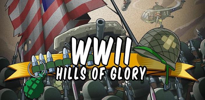 Hills of Glory: WWII apk