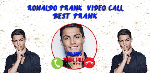 Ronaldo Call You: Fake Video Call Prank apk