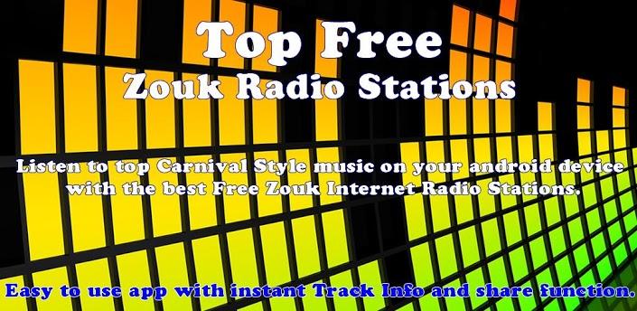Zouk Music Radio Stations apk