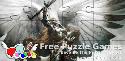 Angel Jigsaw Puzzles apk