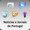 Portuguese News and Media Icon