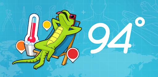 94 Degrees: fun trivia quiz apk