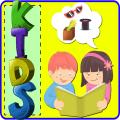 Preschool Kids Learning App Icon