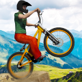 Offroad BMX Bicycle Racing: Freestyle Stunts Rider Icon