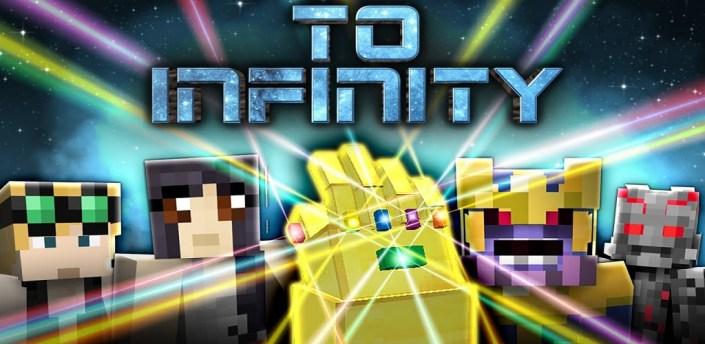Infinity Battle Mod for Minecraft apk