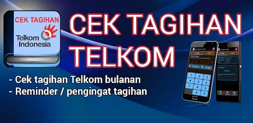 Cek Tagihan Telkom apk