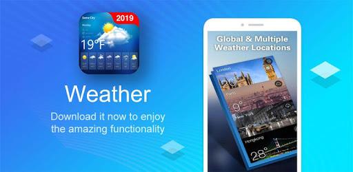 Weather & Clock Widget Android apk