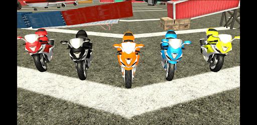 Modern Crazy Motor Bike Tricky Stunt Game apk