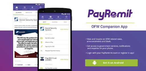 PayRemit - Pay with Remittance apk