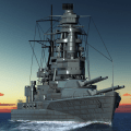 Warship Fleet Command : WW2 Naval War Game Icon