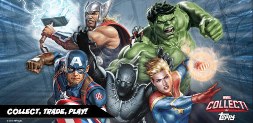 MARVEL Collect! by Topps apk