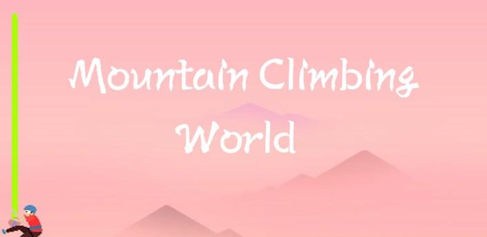 Mountain Climbing World apk