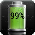 Battery Widget Percentage Charge Level (Free) Icon