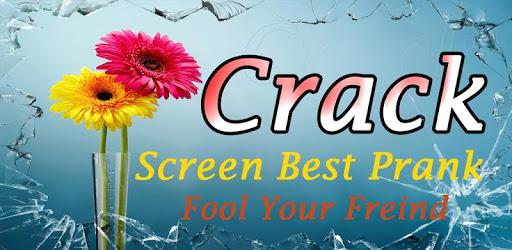 Crack Screen Broken Prank Lite apk