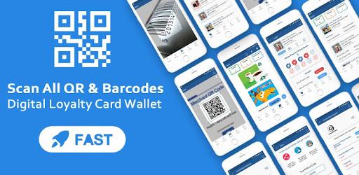 QR Scanner Rewards - Loyalty Card App apk