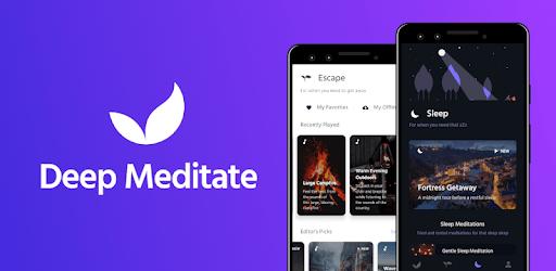 Deep Meditation: Relaxation & Sleep Meditation App apk
