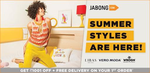 Jabong Online Shopping App apk