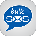 Bulk SMS For Business Marketing Icon