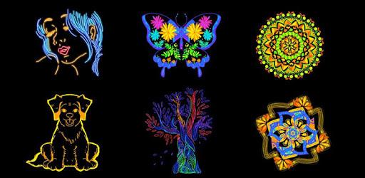 Doodle Master - Glow Art apk