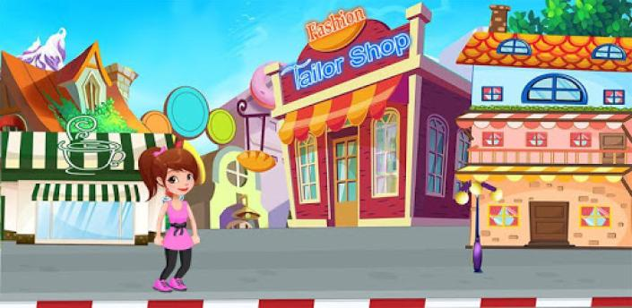 Fashion Tailor Games for Girls: Dress up 2020 apk