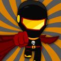 Super Villainy: Free Hero Shooter Game Icon