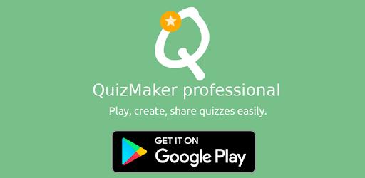 Quiz Maker Professional (create quizzes & tests) apk