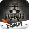 Helicopter Sim Flight Simulator Air Cavalry Pilot Icon