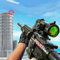 Police Sniper 2020 - Best FPS Shooter : Gun Games Icon