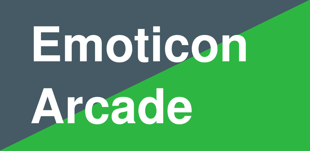 Emoticon Arcade apk