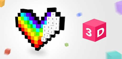 Number Coloring – 3D No.Draw apk